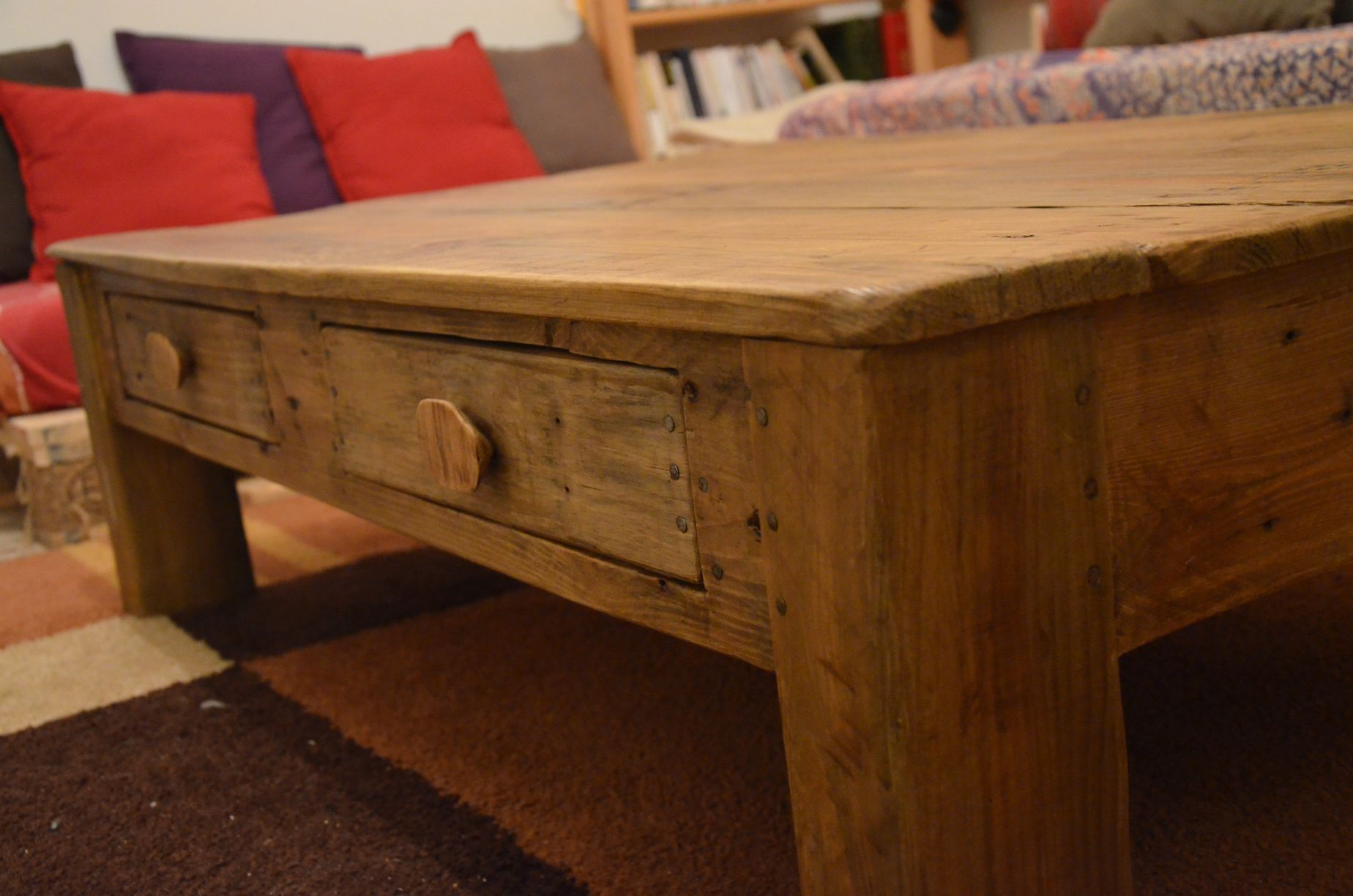 "Table basse ""Rustique"""